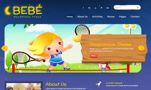 Top 10 Beautiful Kids WordPress Themes